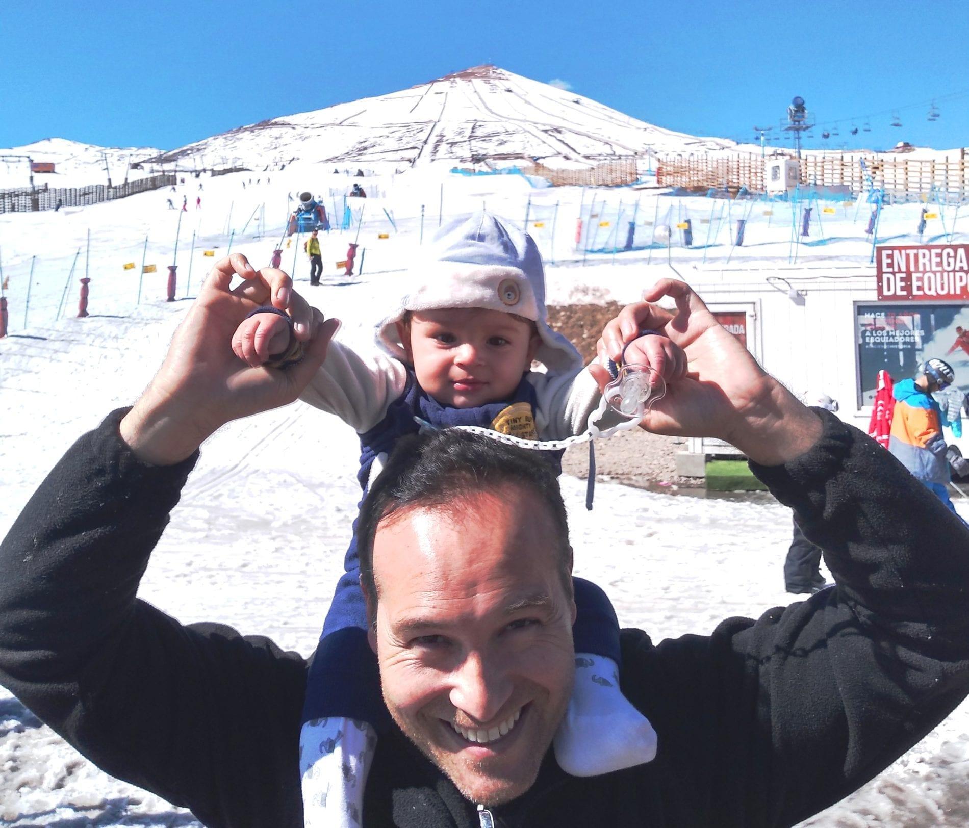 El Colorado,quando tem neve no Chile, LikeChile, neve, tour, passeio