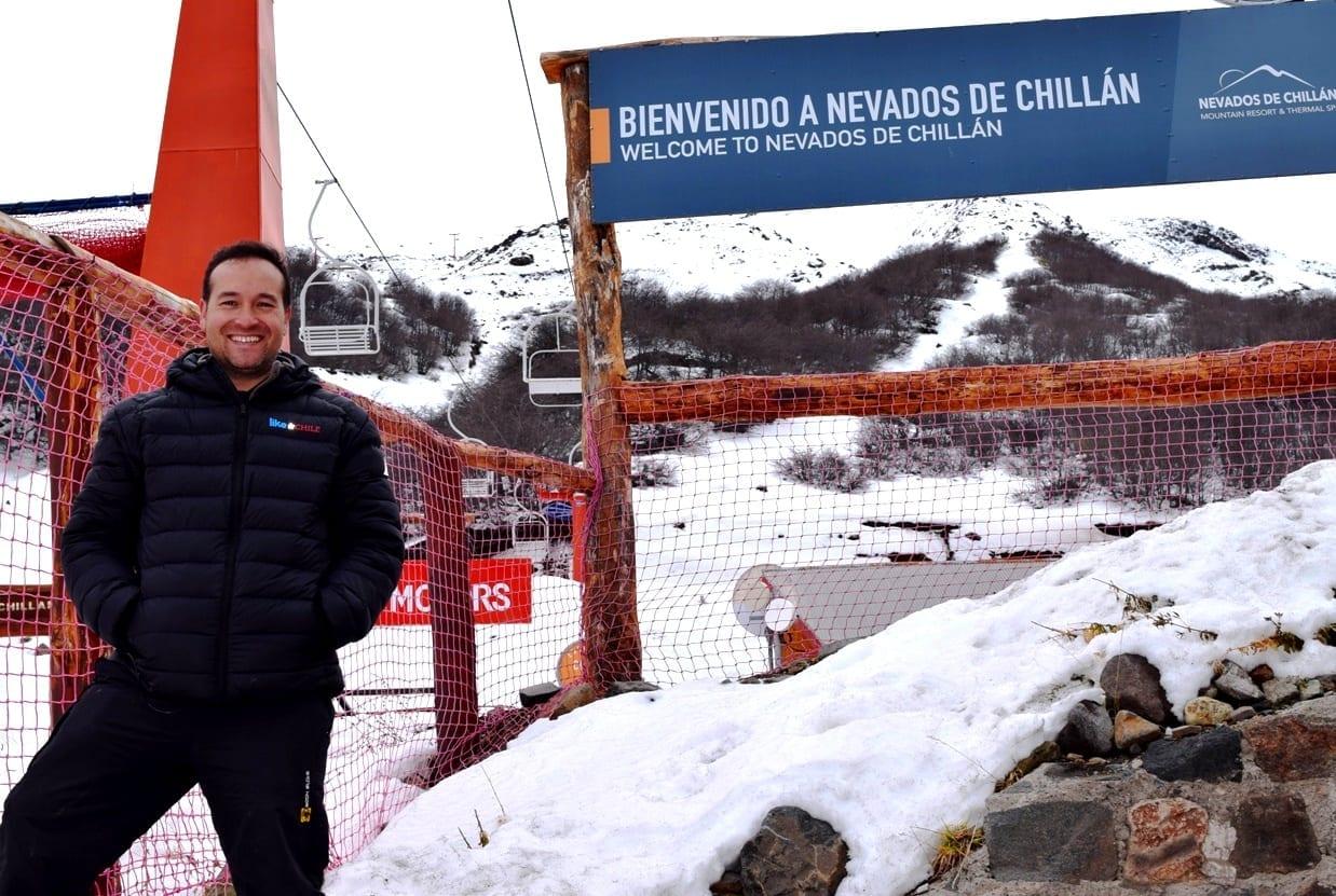 Nevados de Chillan, quando tem neve no Chile, LikeChile, neve, tour, passeio