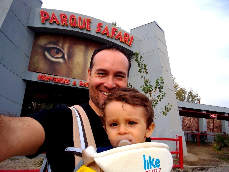 Parque Safari LikeChile, rancagua Chile, como chegar
