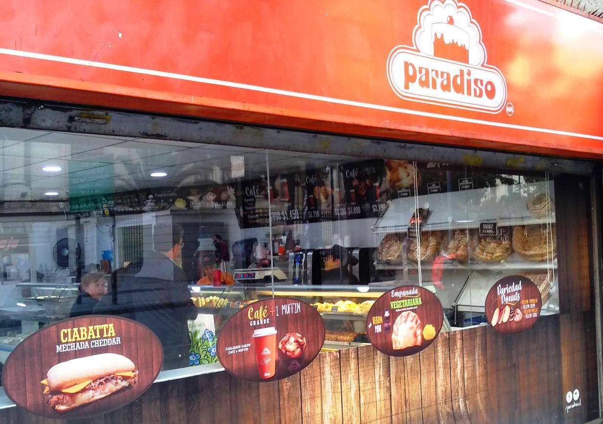 onde tomar café da manhã no Chile, misto quente, pão, Castaño, Paradiso, San Camilo, desayuno, Starbucks
