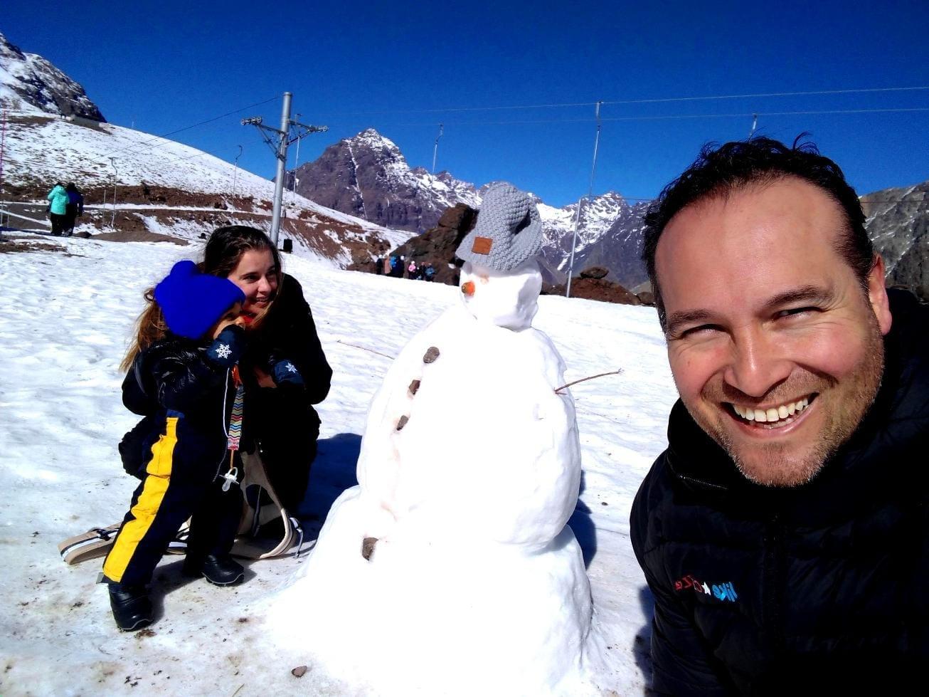neve Centro de ski Portillo, neve, como chegar, passeios, cuesta los caracoles, laguna del Inca paso los libertadores chile