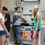 Hostal Providencia em Santiago do Chile, hospedagem barata, hostel Chile, LikeChile
