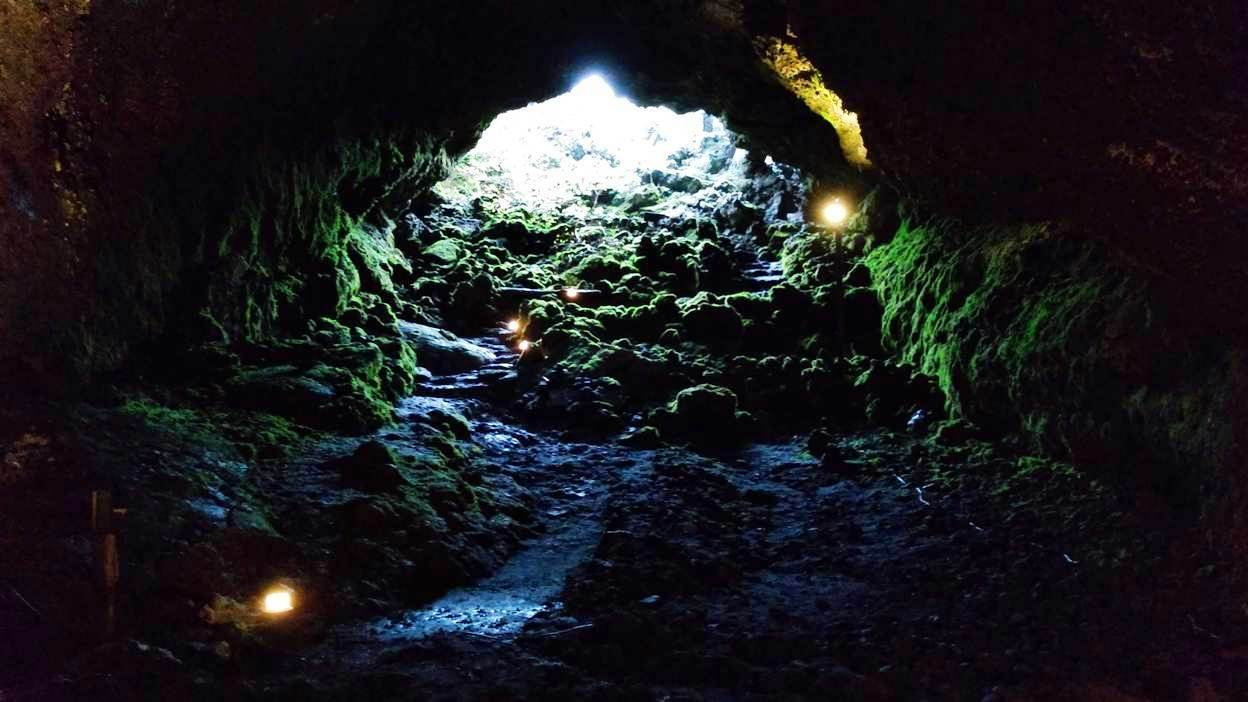Cavernas volcanicas, pucón LikeChile