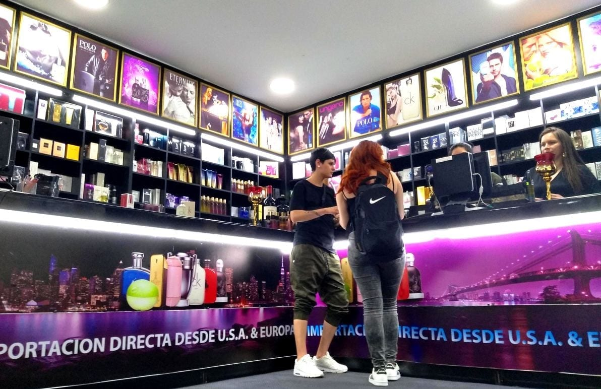 Perfume barato em Santiago do Chile, todo perfumes LikeChile