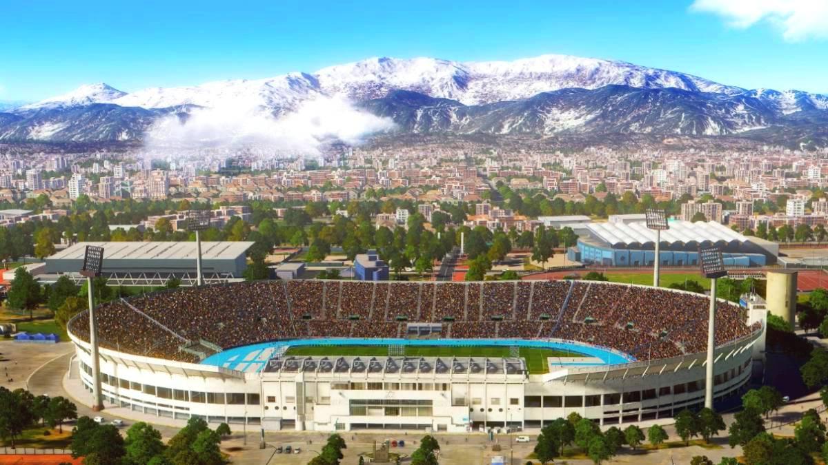 libertadores 2019 Chile Estadio Nacional de Chile, LikeChile