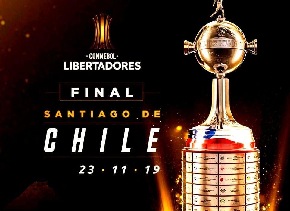 libertadores 2019 Chile Santiago