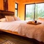 hospedagem em Pucon Chile, Cabañas la escondida pucon