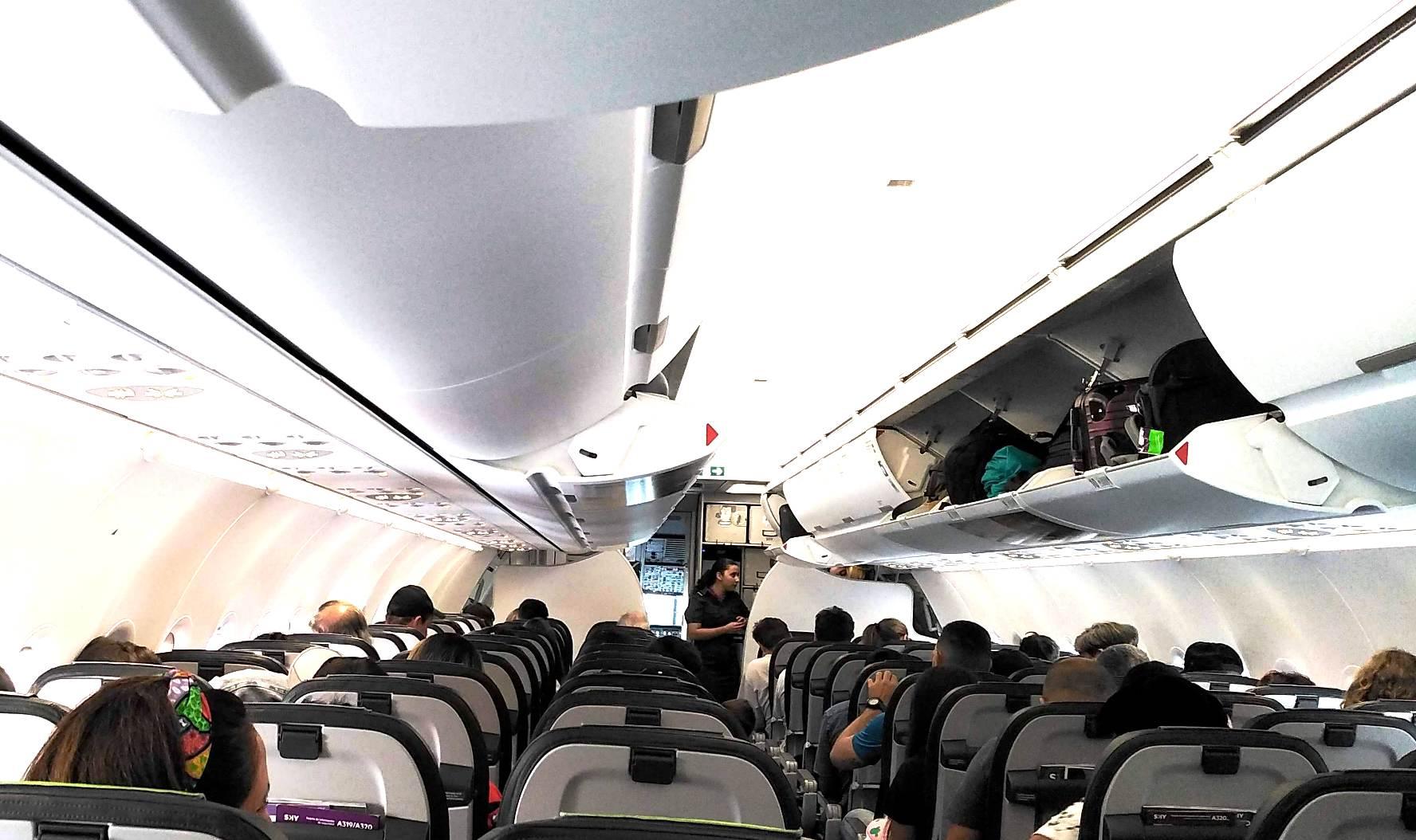 O que pode levar na mala de mão, bagagem de mão avião LikeChile Chile