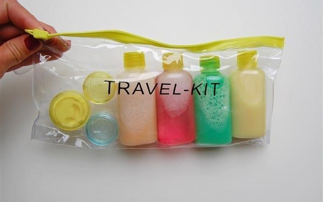 liquidos na equipagem de mão bagagem de mao