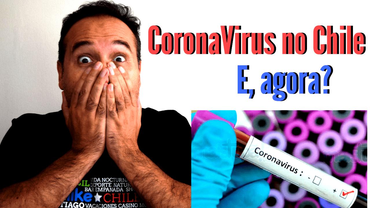 Coronavirus no Chile
